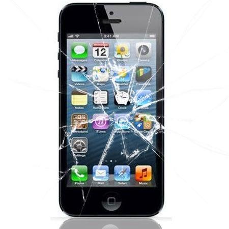 lcd display iphone