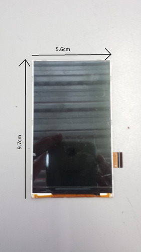 lcd display pantalla alcatel m pop 5020