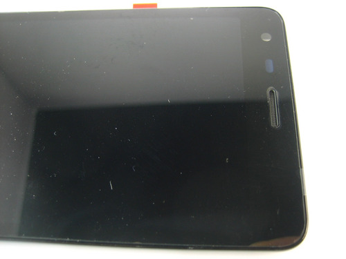 lcd display screen+touch+frame xiaomi redmi 2 hongmi~black