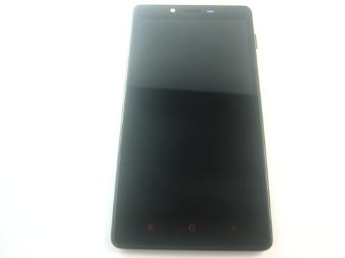 lcd display screen+touch+frame xiaomi redmi note hongmi~