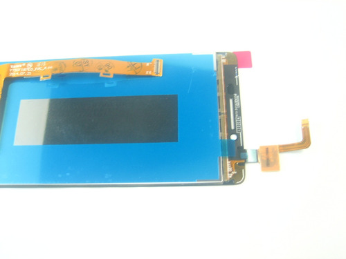 lcd display screen+touch  lenovo a6000~black