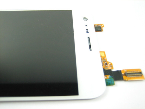 lcd display screen+touch  lg x cam k580~white