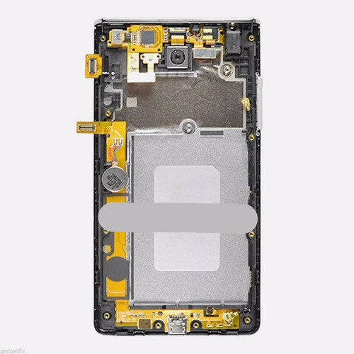 lcd display touch digitizer + marco oem lg splendor us730