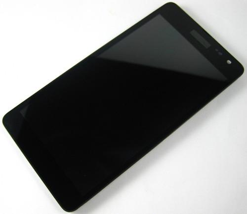 lcd display+touch +frame nokia lumia 535 tc2c1607fpc-a1-e