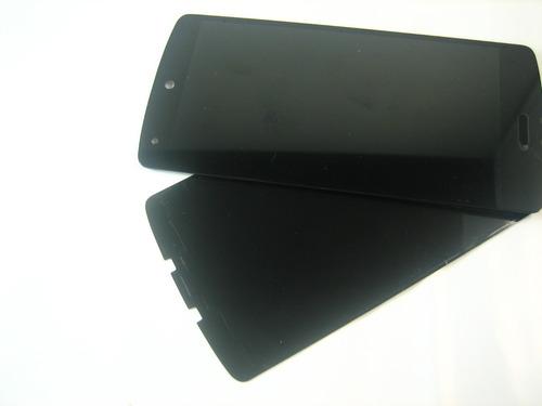 lcd display +touch+glue lg google nexus 5 d820 d821~black