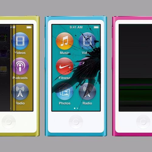 lcd ipod nano 7 original + kit herramienta display pantalla
