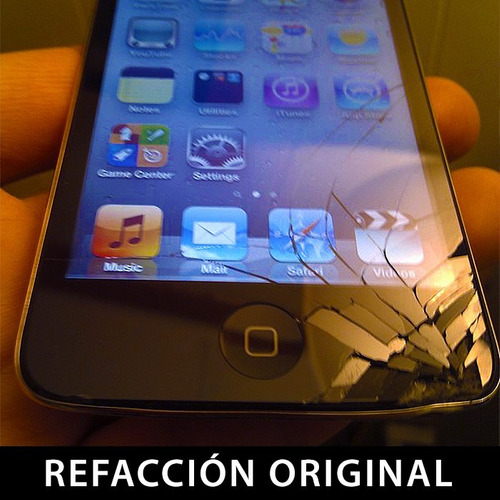 lcd ipod touch 4 instalacion retina cristal pantalla display