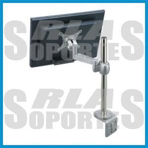 lcd led soporte mesa