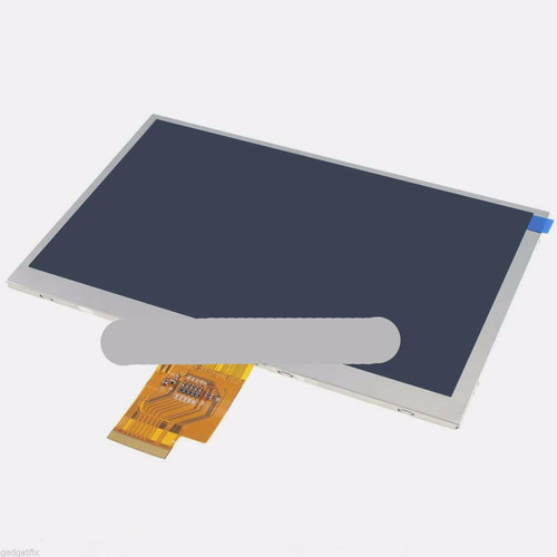 lcd oem display screen panel para 7 acer iconia tab b1-a71