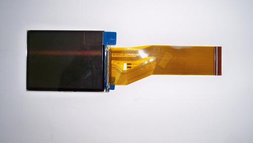 lcd p/ cámara samsung digimax l700 y l600 (sin luz de fondo)
