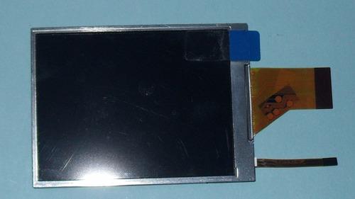 lcd para la cámara digital nikon p80, p6000 y d5000