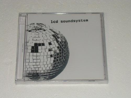 lcd soundsystem 2 cd nuevo sellado / kktus
