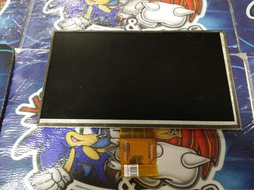 lcd tela tablet positivo quebrada para peças