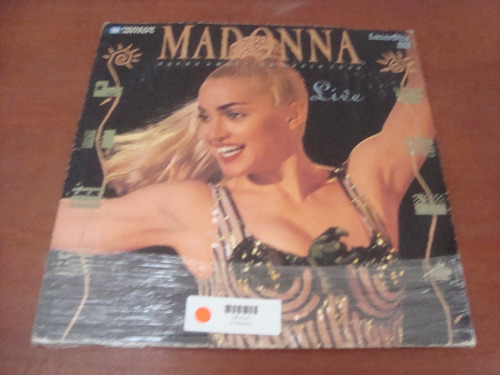 ld - madonna - blond ambition world tour