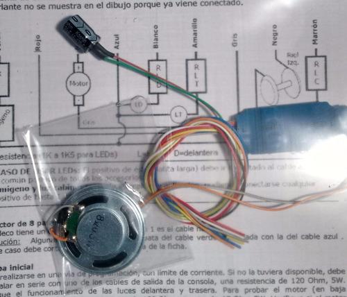 ldh decoder sonido maquina electrica + motor dcc  2f1.5 - ho