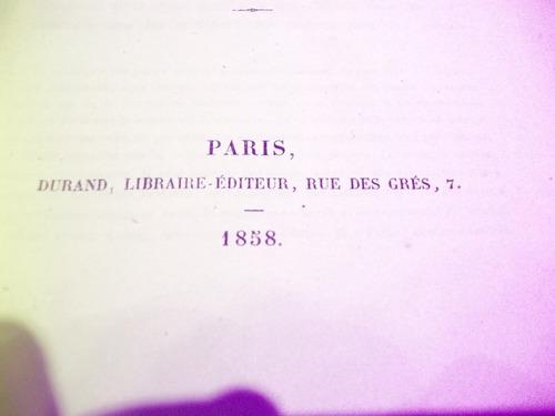 le barreau romain. ciceron. grellet - dumazeau paris 1858
