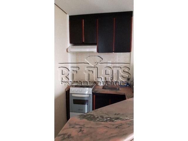 le bougainville flat para locação em alphaville - ref6686