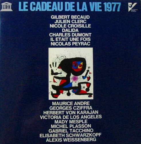 le cadeau de la vie 1977 musica francesa importado pvl