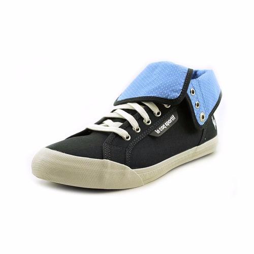 le coq sportif tenis bota combinados con azul dama num 23.5