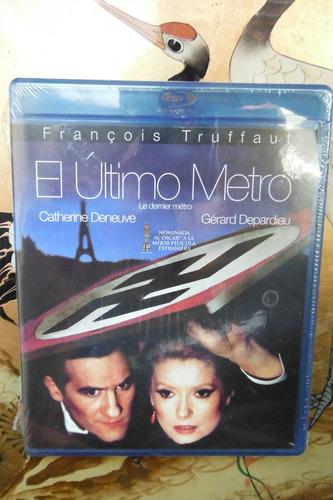 le dernier métro blu ray movie francia by françois truffaut
