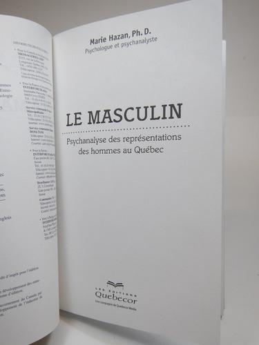 le masculin psicología marie hazan en francés d8
