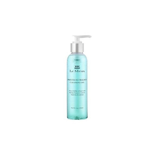 le mieux phyto nutrient cleansing gel, 6.0 onzas