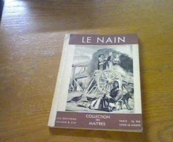le nain - jean leymarie - pintura - les editions braun & cie