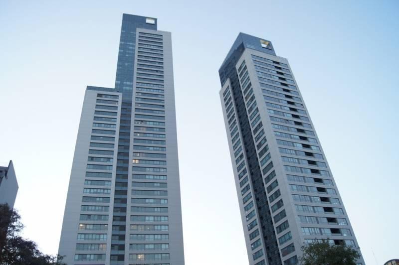 le parc alcorta - 3 suites - 3 cocheras - unico