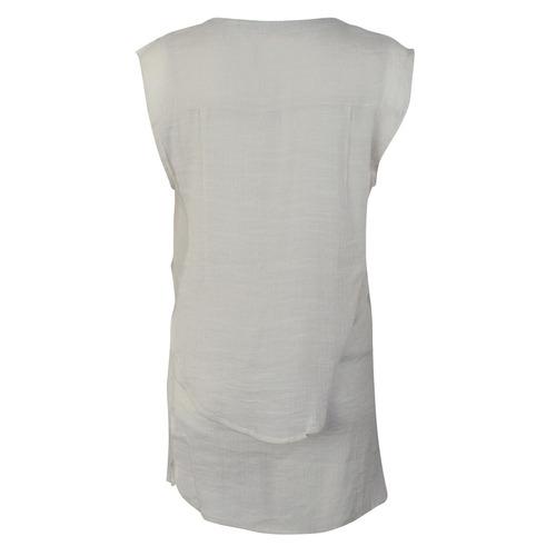 le sample capas de la túnica ( beige )