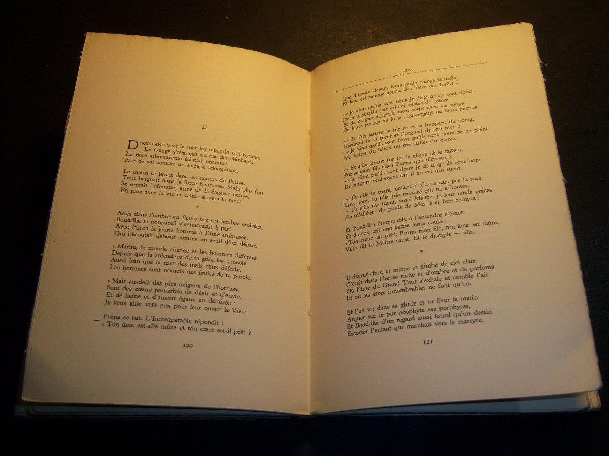 Le Voile De La Danse Poème Charles Boudouin En Francés 22200