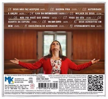 lea mendonça - autoridade e unção - *lançamento* cd mk