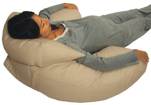 leachco parachoques cuerpo de embarazo / maternidad contorn
