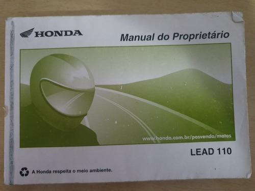 lead delux honda