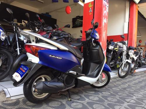 lead motos honda