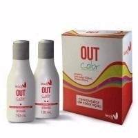 leads care out color removedor de coloração 300ml