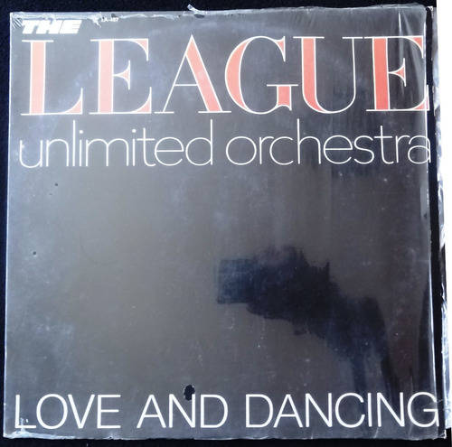 league unlimited orchestra (human league)  love and dancing
