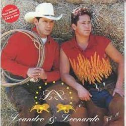 leandro & leonardo - cd volume 10