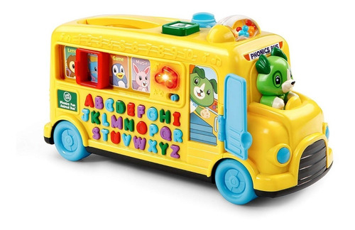 leap frog alphabet phonic bus