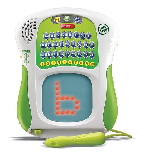 leap frog aprende a escribir interactivo juguetes para niños