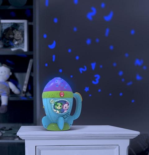 leap frog juguete proyector de luz  dulces sueños