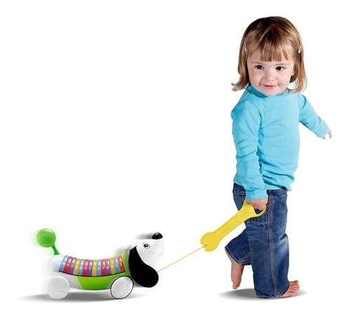 leap frog perrito verde abc juguetes para niños