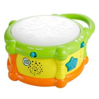 leap frog tambor musical luces y colores de aprendizaje