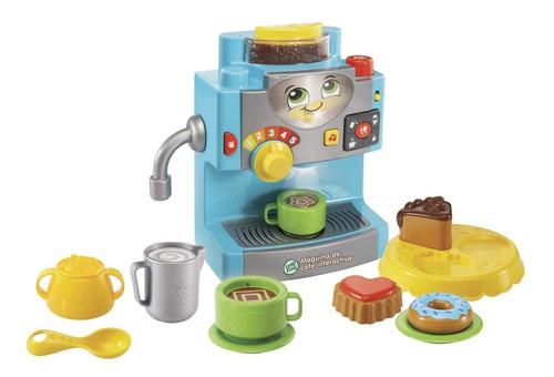 leapfrog juguete infantil cafeteria