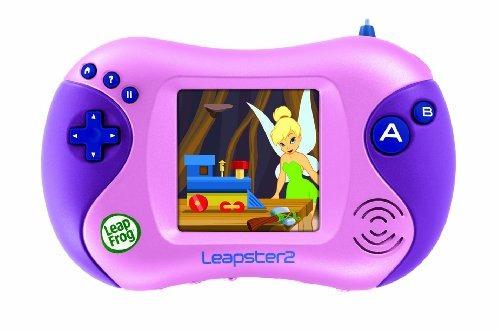 leapfrog leapster learning game hadas de disney