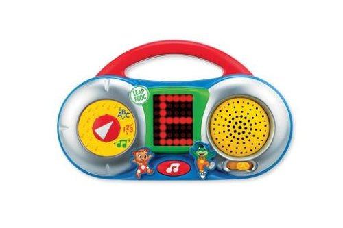 leapfrog nevera radio dj magnético de aprendizaje