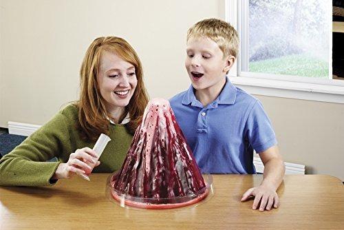learning resources erupting volcano model