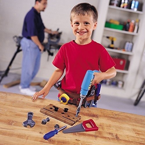 learning resources play tool set, 20 piezas