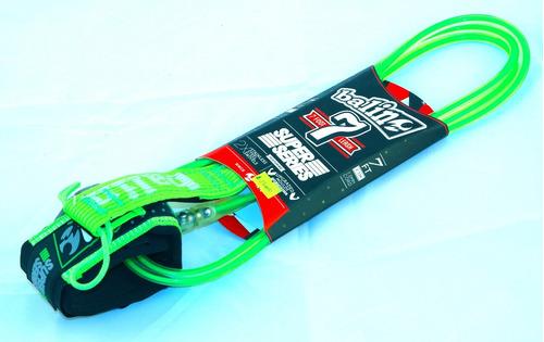 leash de surf balin super series 7 + envio gratis 12 cuotas