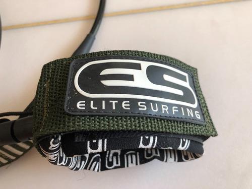 leash elite surfing strep cordinha es