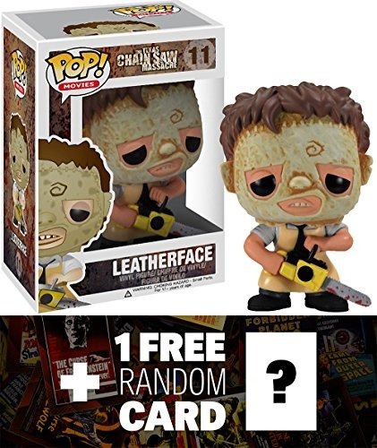 leatherface funko pop peliculas de terror x texas chainsaw m
